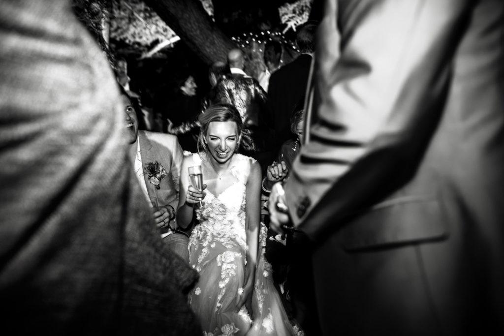 Photo et vidéo de soirée de mariage.