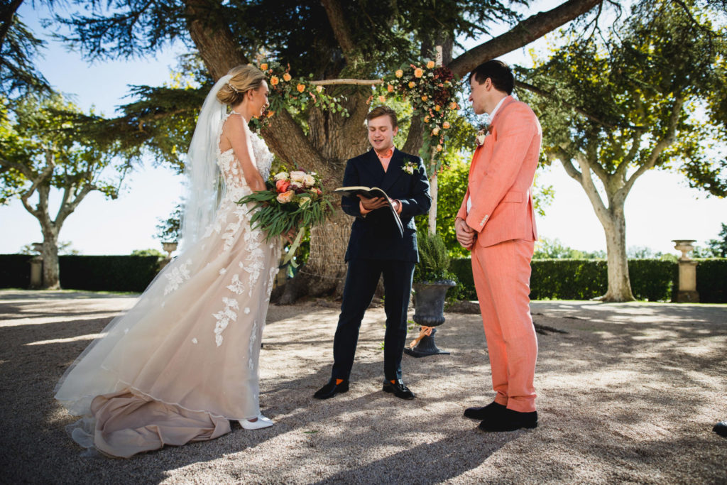Duo de photographe et vidéaste de mariage en Provence