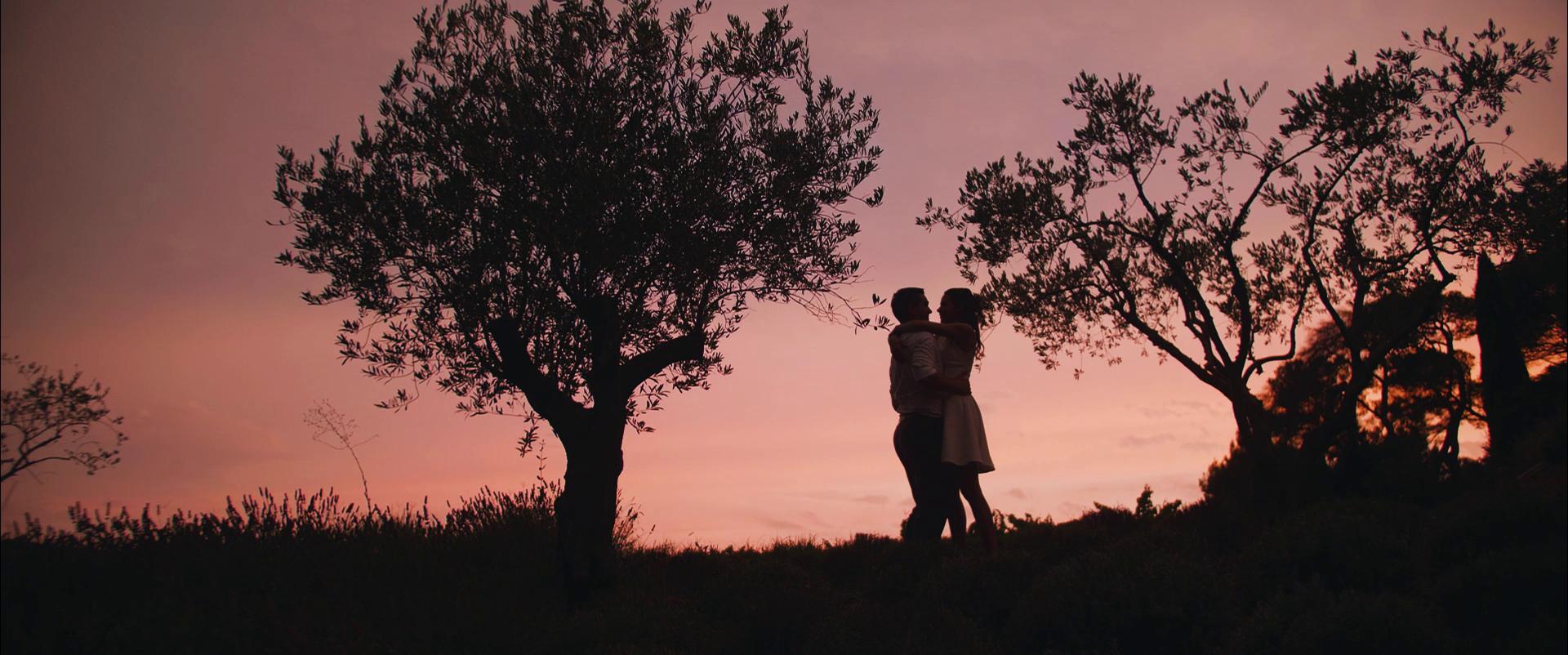 Vidéo de mariage au Château de la Tour Vaucros en Provence